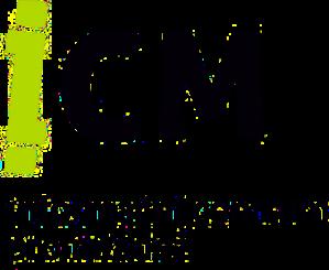 Logo ICM T transparentní