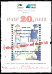 Příběhy 20. století - plakát